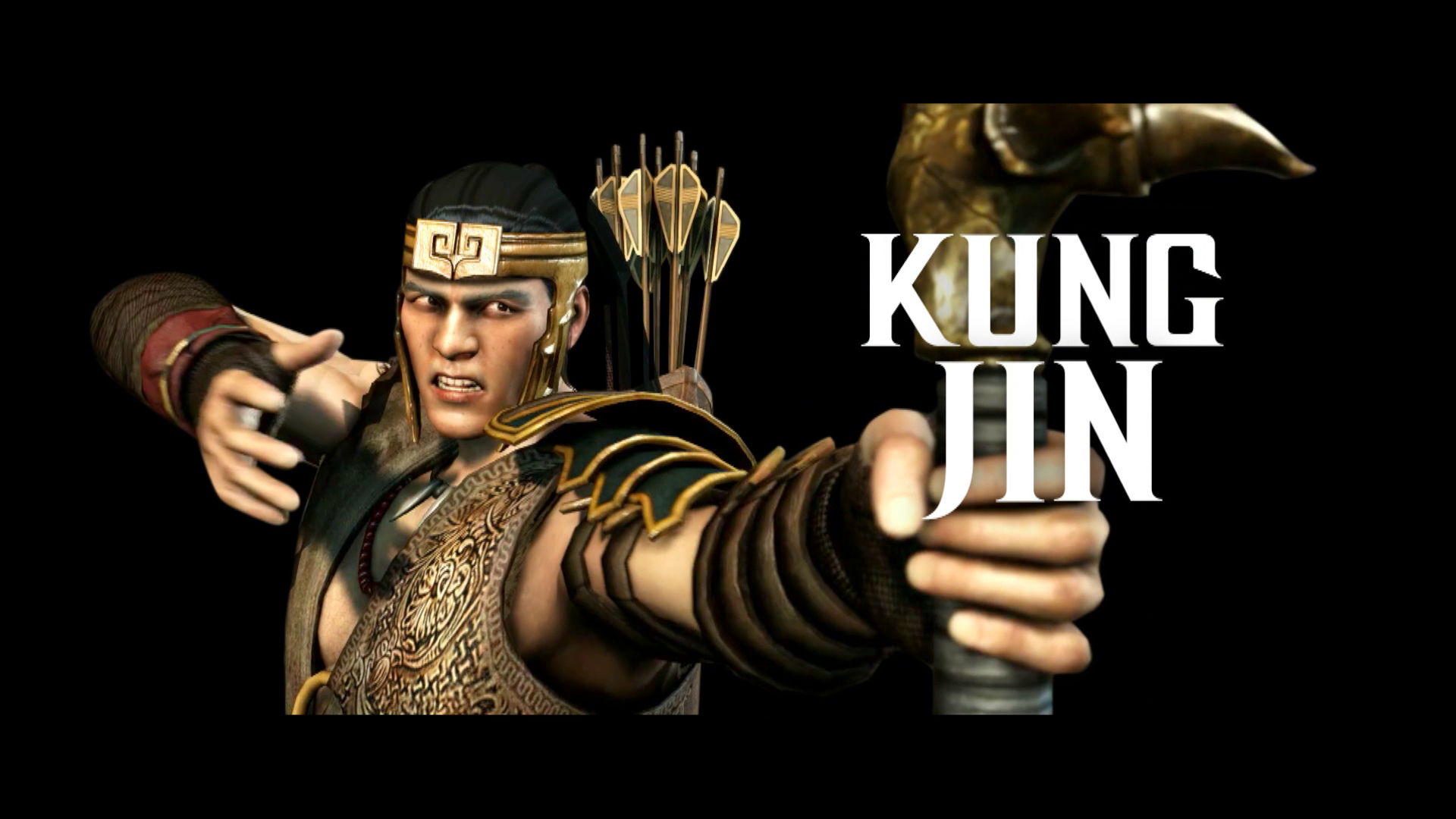 Mortal kombat gay porn kung jin